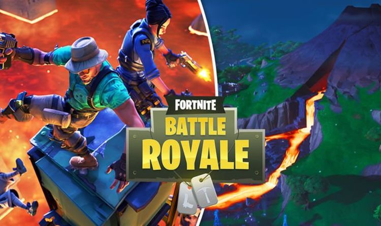 Fortnite update 8.20 early PATCH NOTES: Floor is Lava LTM, Poison Trap, downtime NEWS