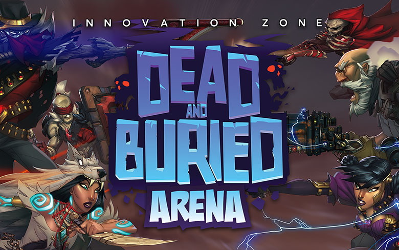 Preview: Dead & Buried Arena – Oculus Take a Shot at Warehouse Scale VR