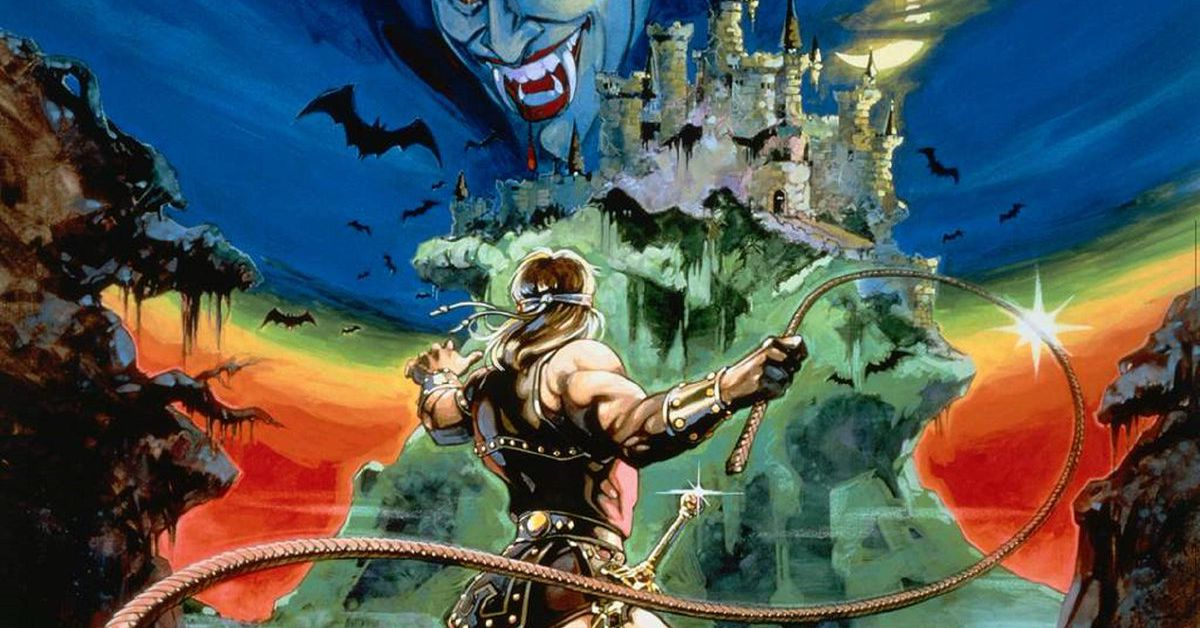 Konami announces anniversary collections for Castlevania, Contra, and arcade classics