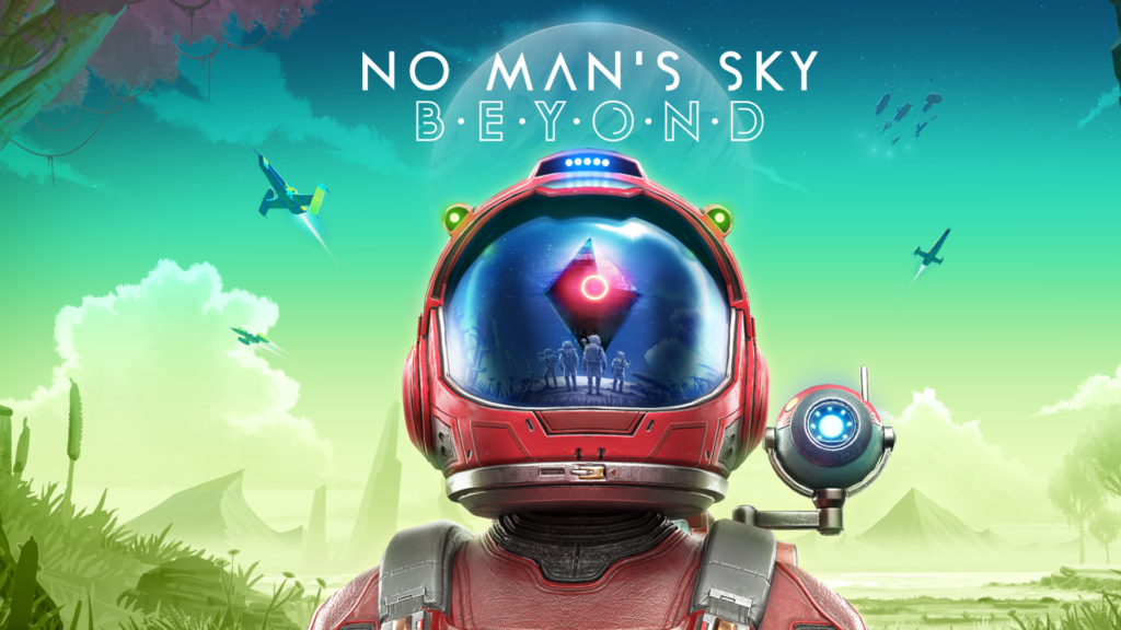 No Man's Sky: Beyond Finally Brings the Title to PlayStation VR and Steam VR