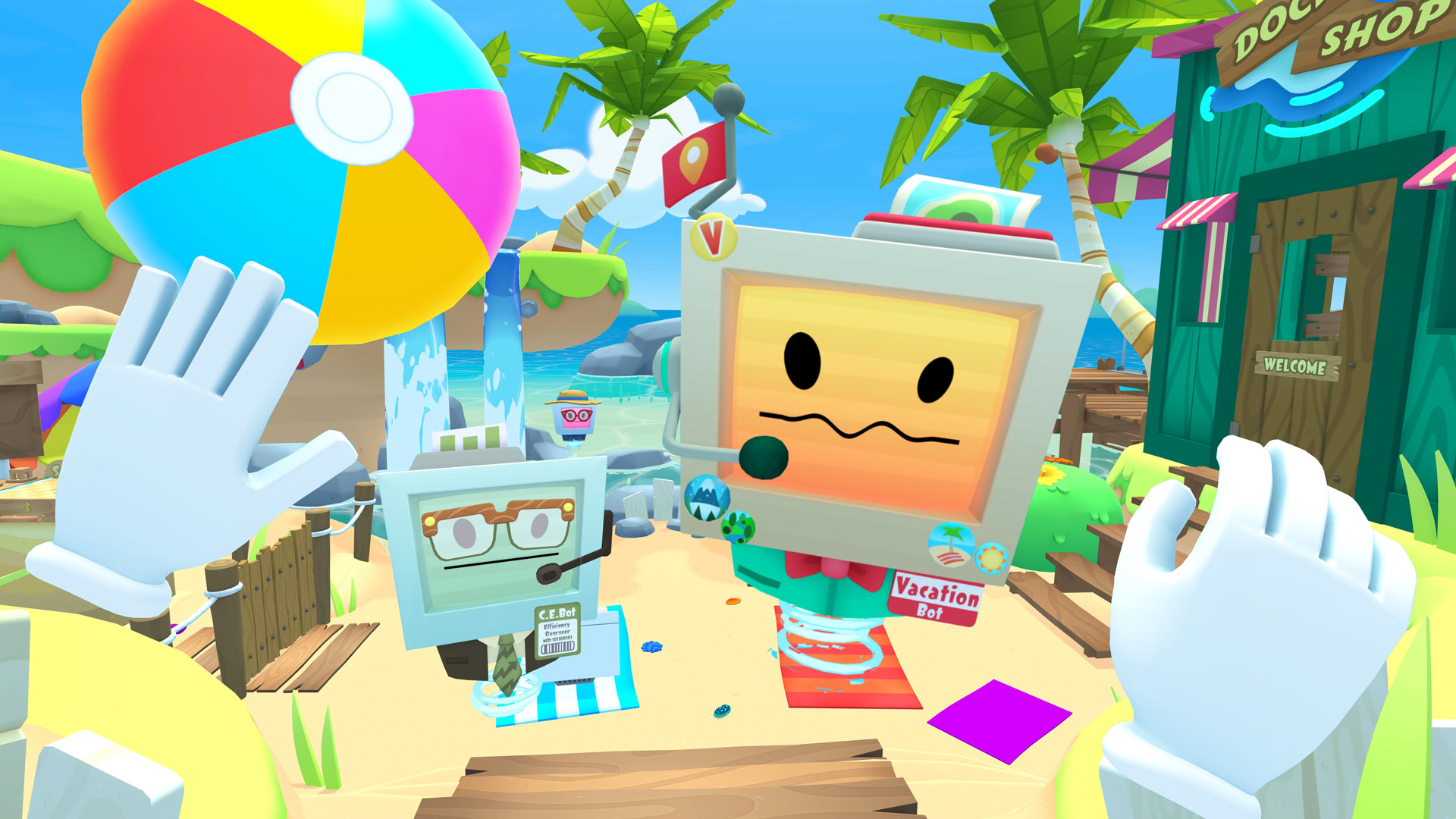 'Job Simulator' & 'Vacation Simulator' Are Both Coming to Oculus Quest – Road to VR