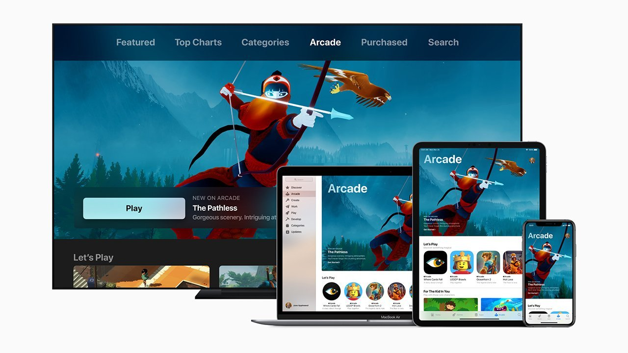 Apple Arcade Looks Great, But it Probably Can't Save Mobile Gaming