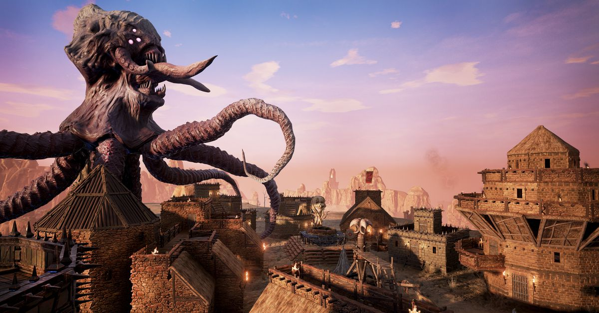 PlayStation Plus offers Conan Exiles, The Surge in April