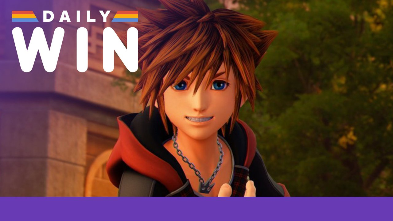 Daily Win: Enter for a Chance to Win a Copy of Kingdom Hearts 3 for PS4