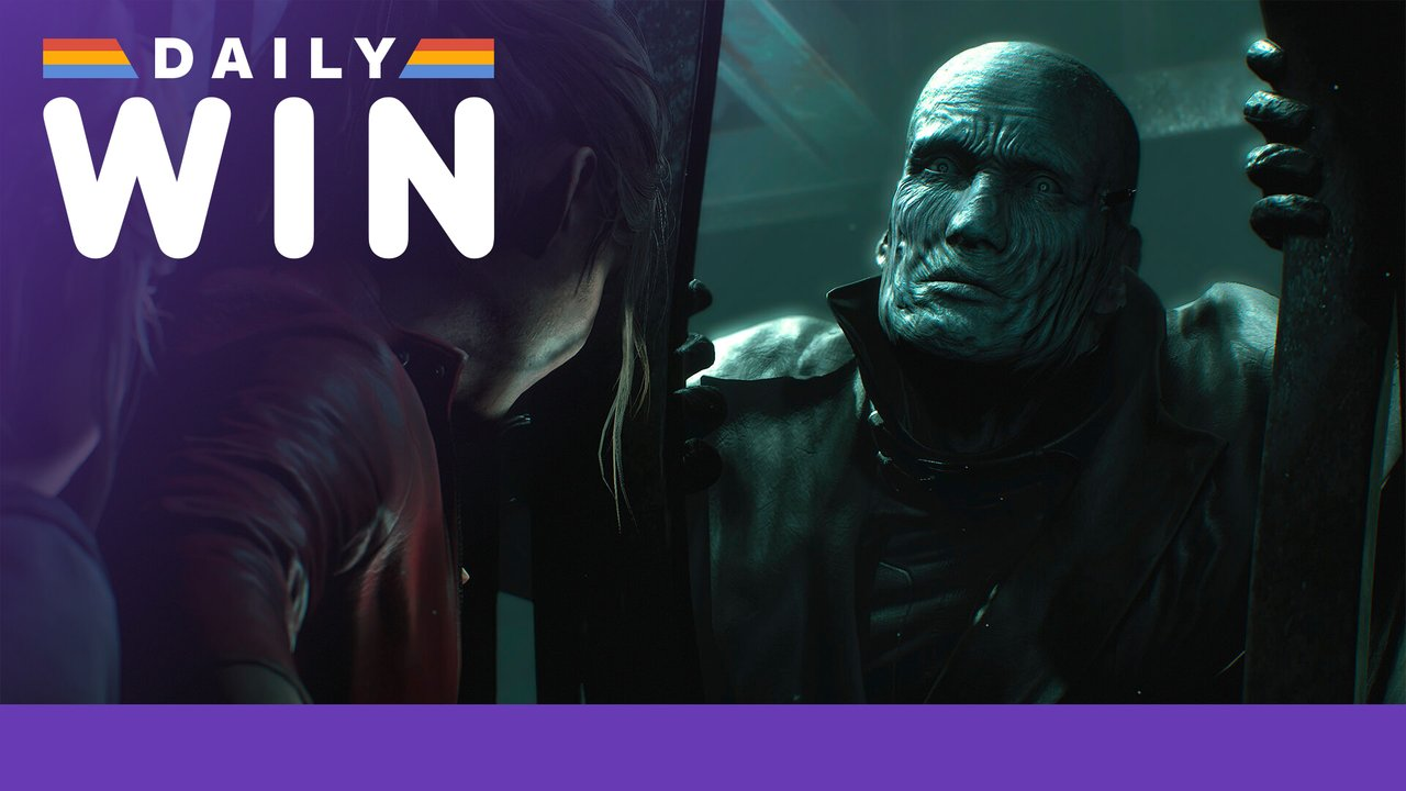 Daily Win: Enter for a Chance to Win a Copy of Resident Evil 2 for Xbox One