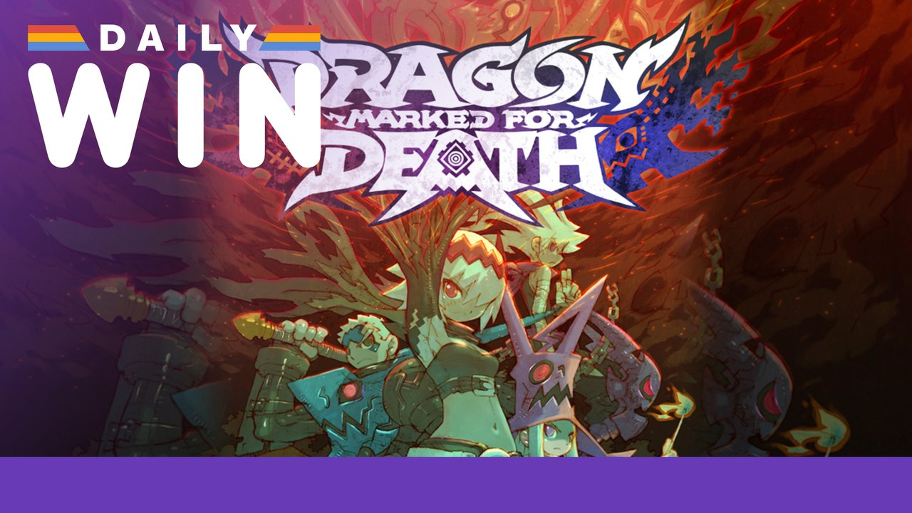 Daily Win: Enter for a Chance to Win Dragon: Marked For Death for Nintendo Switch