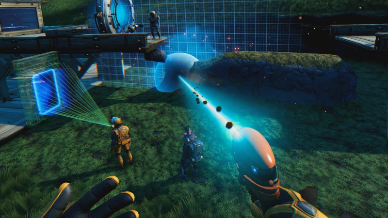 No Man's Sky Is Getting A VR Update This Summer
