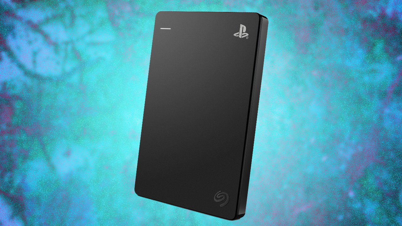 Seagate PlayStation Game Drive Review