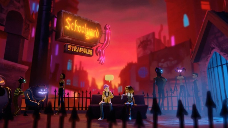 Game Dialogue From Hell: Afterparty's Approach To Player Freedom