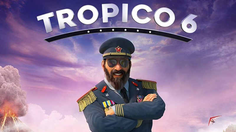 Giveaway: Tropico 6 for PC