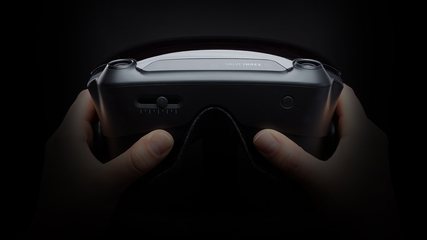 Valve Teases New VR Headset 'Index' Coming in May