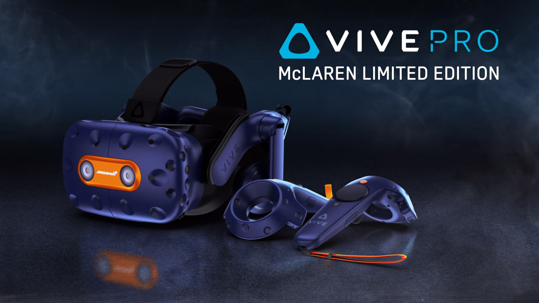 $1,550 Vive Pro McLaren Edition Further Confuses the Headset's Positioning