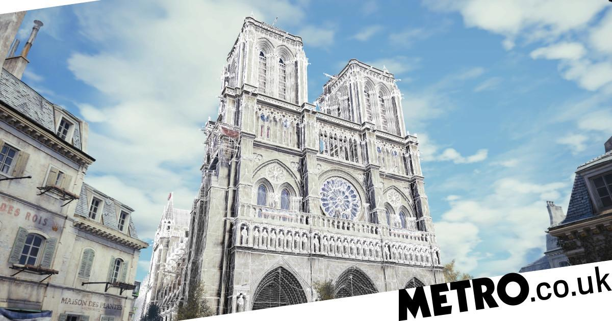 Ubisoft donates €500,000 to Notre Dame restoration and offers free game