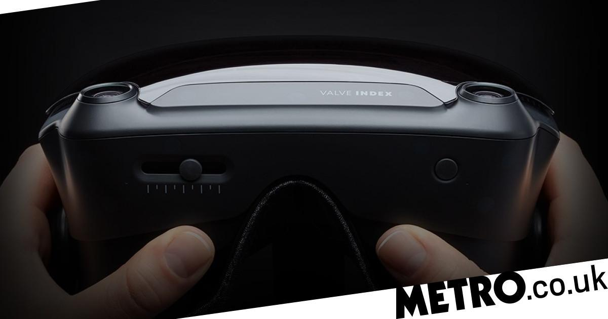 Valve Index VR headset will be released in June, pre-orders in May