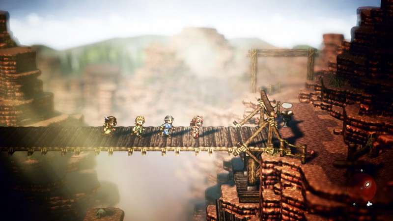 Report: Octopath Traveler Heading To PC In June