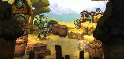 SteamWorld continues its risky tradition with Quest