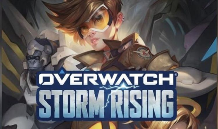 Overwatch Archives Storm Rising COUNTDOWN: Event release date, start time, NEW SKINS