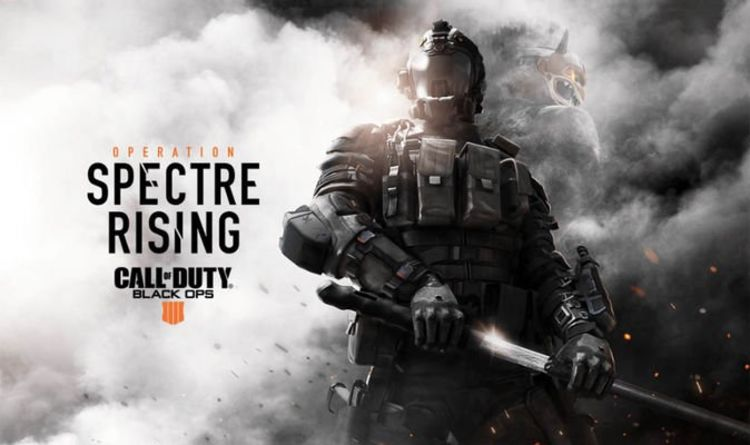 Black Ops 4 UPDATE: Call of Duty patch notes, Spectre Rising release time, Blackout news