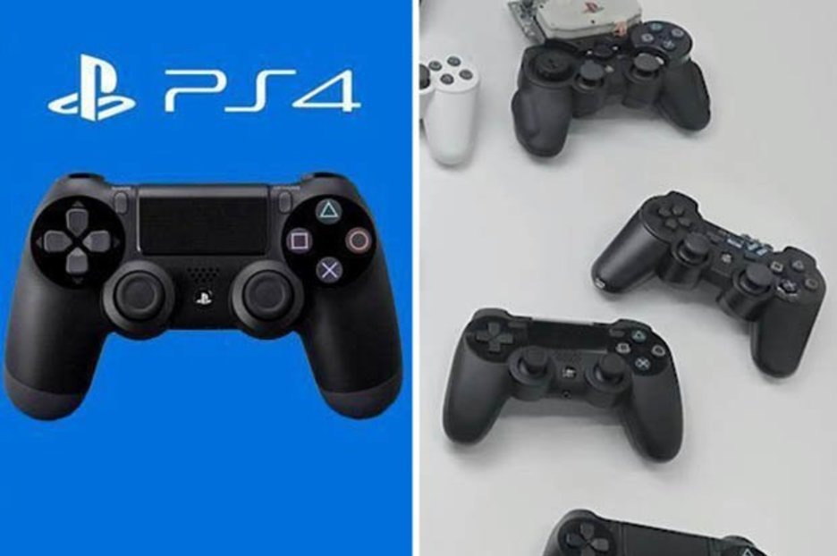 NEW PS4 controllers revealed and some of these PlayStation pads may horrify you