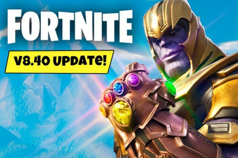 Fortnite Update 8.40 Patch Notes Today: Downtime News, Planes, Thanos LTM, Egg launcher