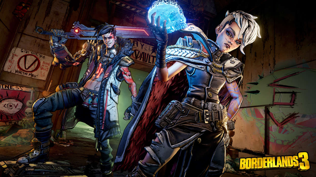 Borderlands 3 On PC Is Exclusive To Epic Games Store Until April 2020