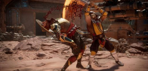 Mortal Kombat 11 Is Already Cheaper And It Released Today