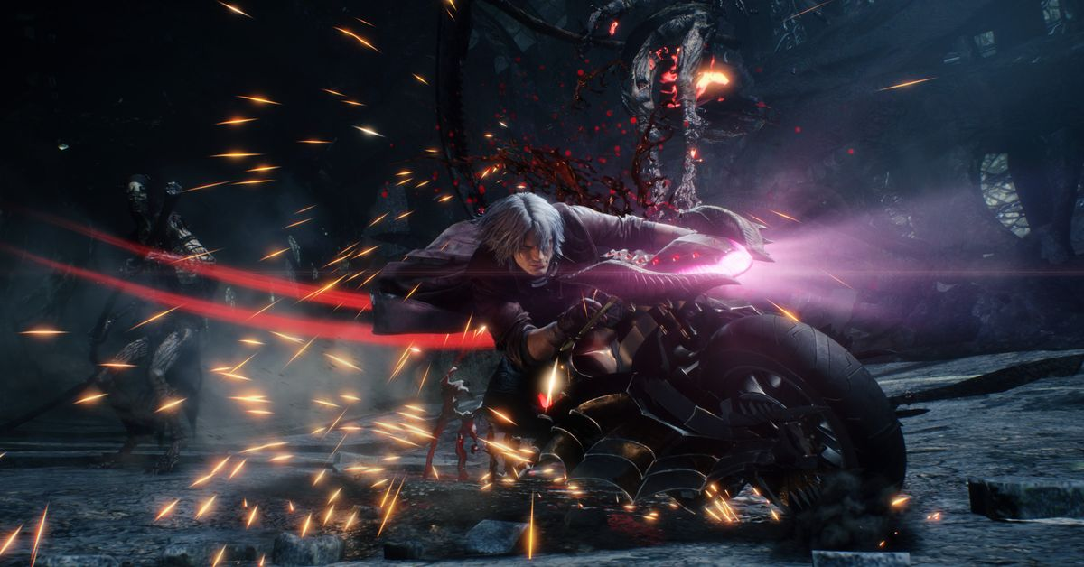 Devil May Cry 5: The post-mortem interview