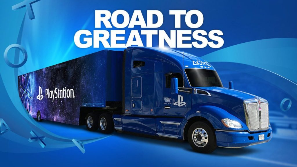 PlayStation's Road to Greatness Tour Returns for 2019