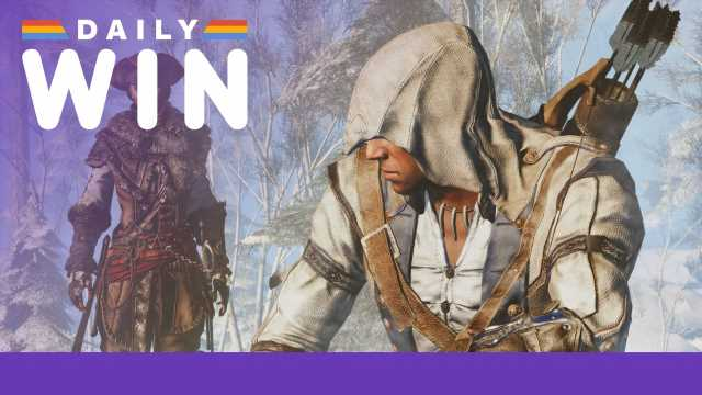 Daily Win: Enter for a Chance to Win Assassin's Creed 3 Remastered for PS4