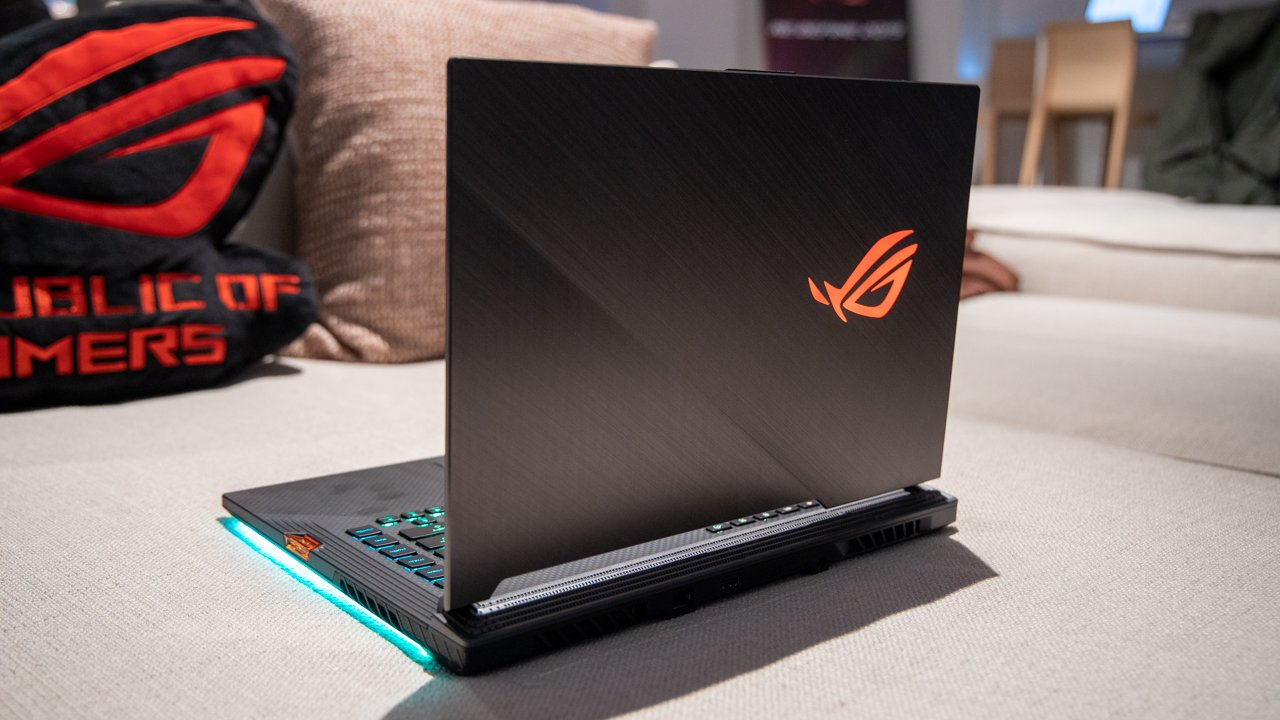 Intel's New Gaming Laptop CPUs Max Out at 5.0GHz