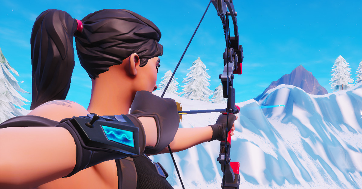 Fortnite patch v8.20 content update adds a new bow but doesn't revert health on elimination changes