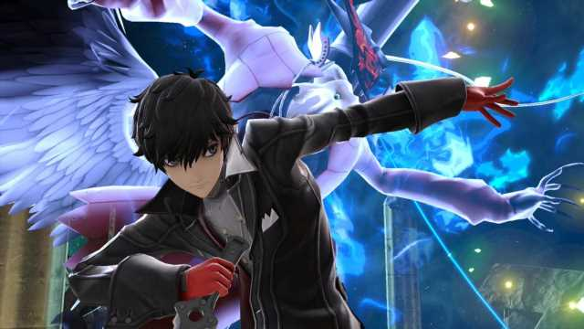 Super Smash Bros. Ultimate: Persona 5's Joker Launches April 17, Update 3.0 Detailed