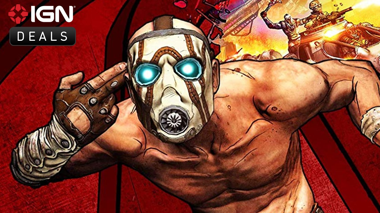 Daily Deals: Borderlands GOTY Enhanced on PC for $7.50