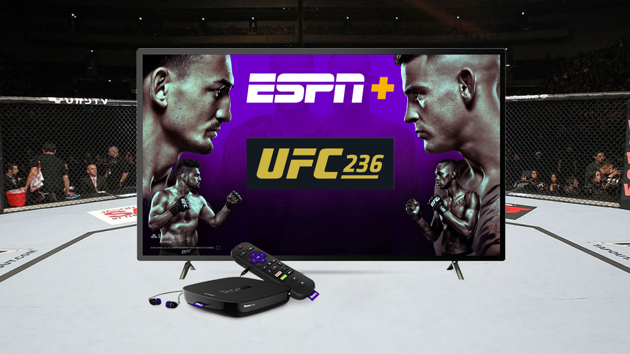 Deal Alert: Get 1-Year ESPN+ and UFC 236 PPV for One Low Price