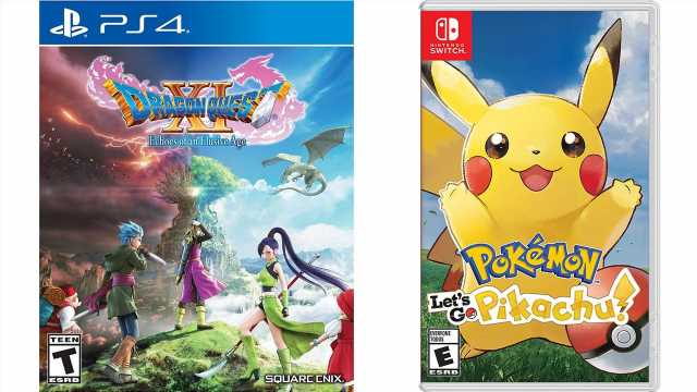 Deal Alert: Dragon Quest XI, Pokemon and More On Sale