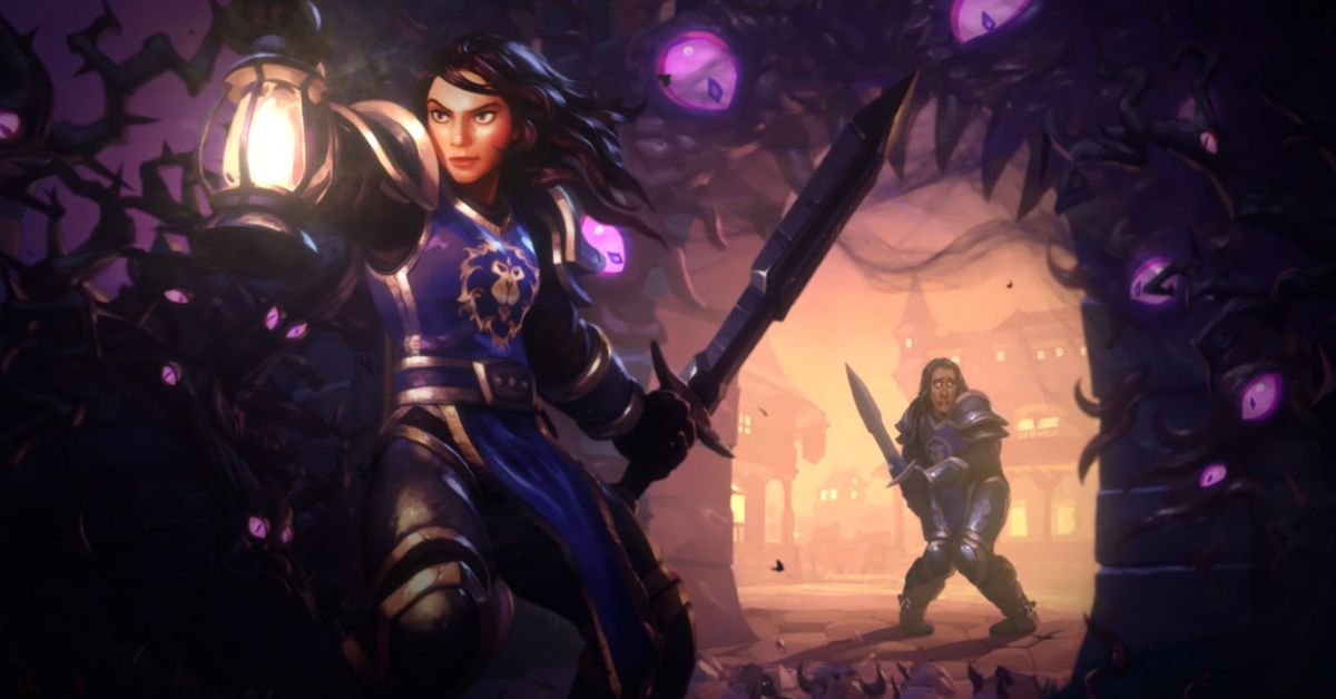 World of Warcraft players are excited to get corrupted by an Old God