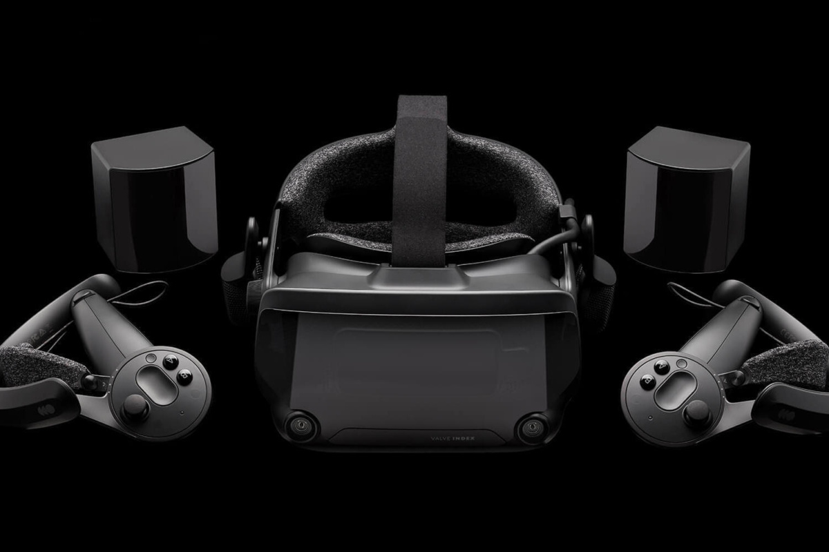 Valve's $999 Index VR headset promises 'high-fidelity virtual reality' with revolutionary controls