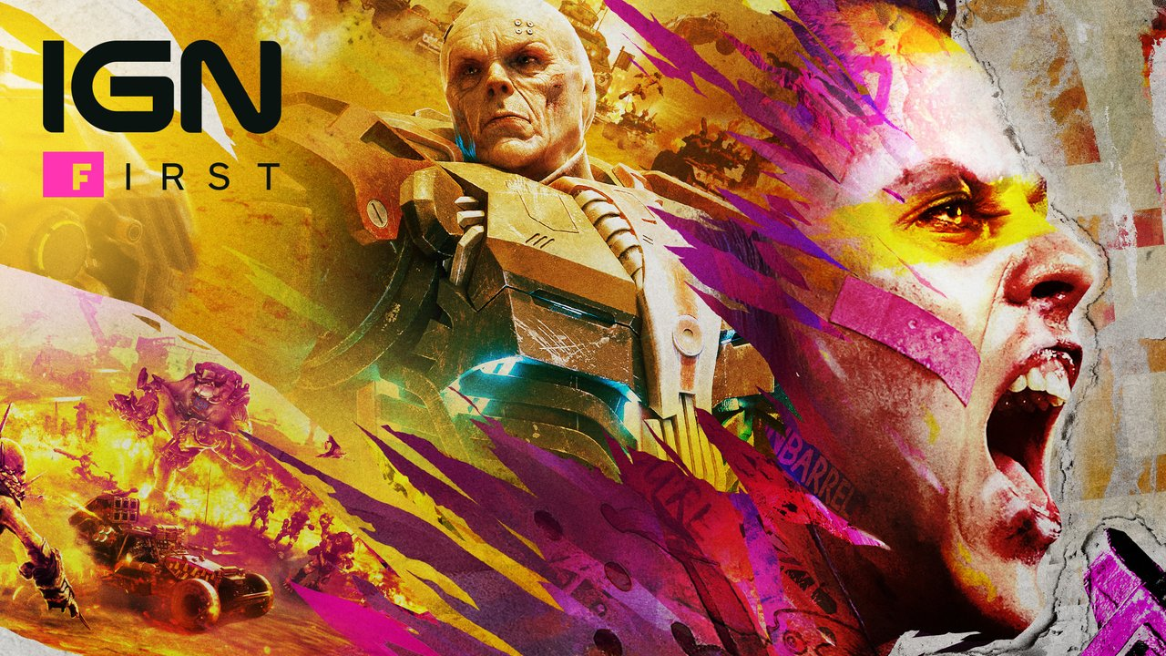 Rage 2: Breaking Down the Deadly Factions \u2013 IGN First
