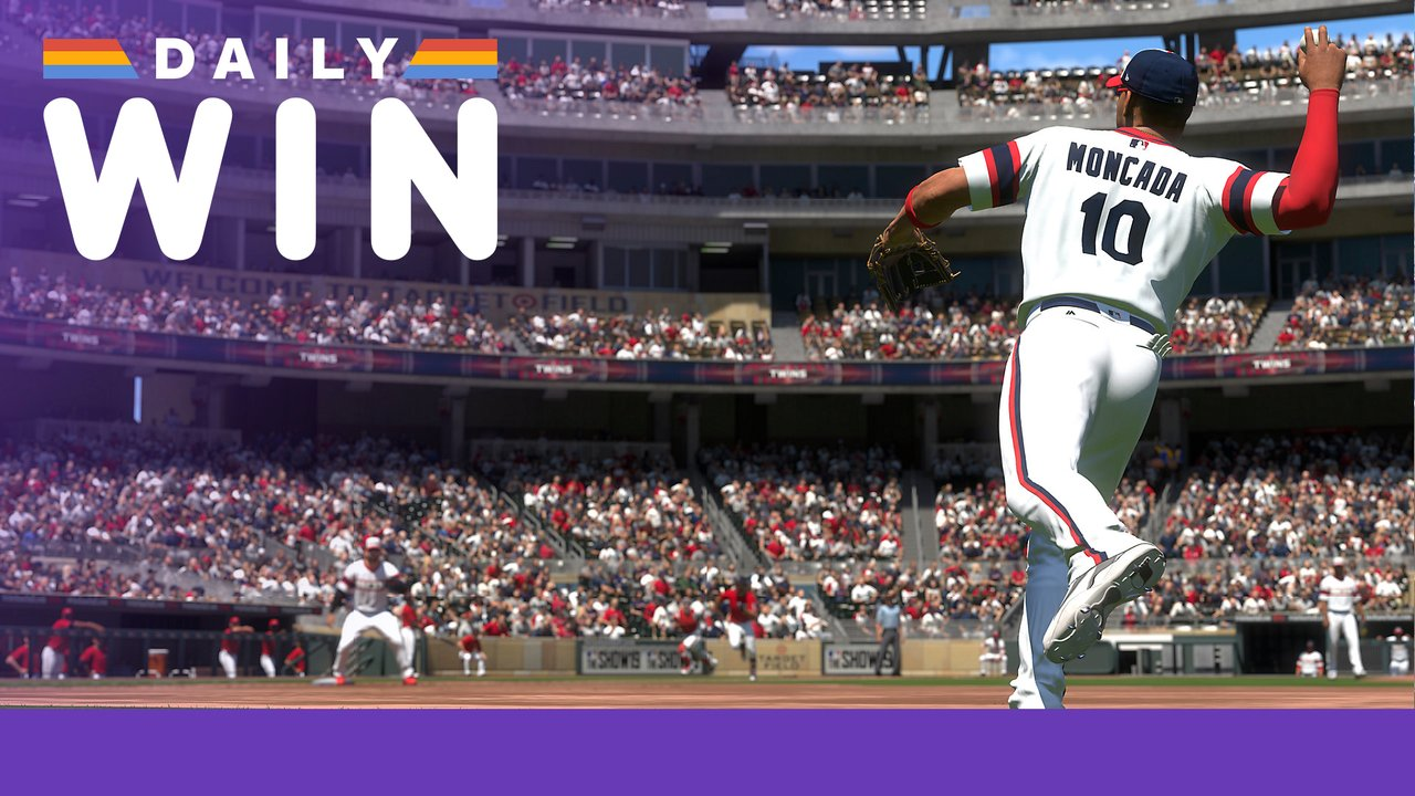 Daily Win: Enter for a Chance to Win MLB the Show 19 for PS4