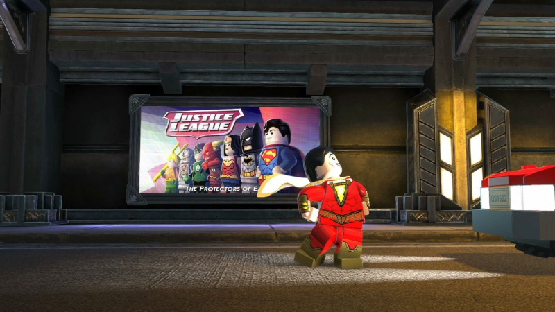 Shazam Leaps From The Silver Screen To Lego DC Super-Villains