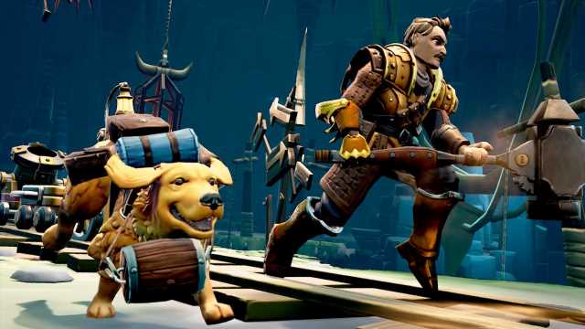 Torchlight Frontiers: Railmaster Class Revealed