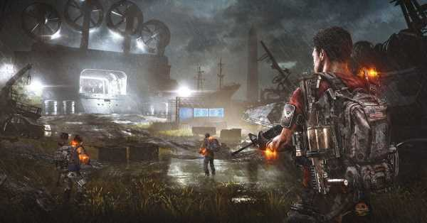 The Division 2's first raid has been pushed back to May