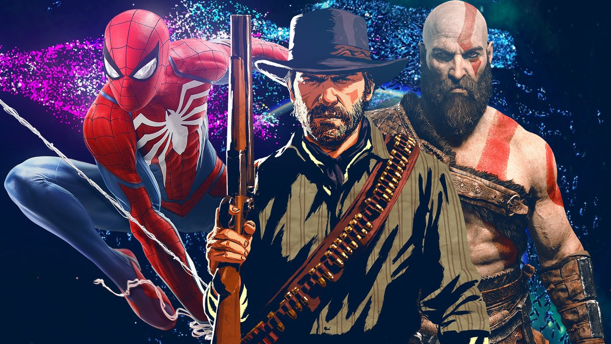 The 25 Best PS4 Games – Spring 2019 Update