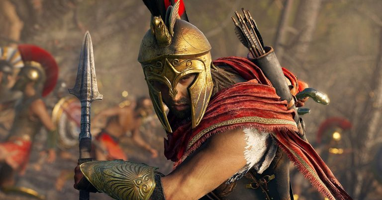 Assassin's Creed Odyssey Joke Is Officially… Nuts