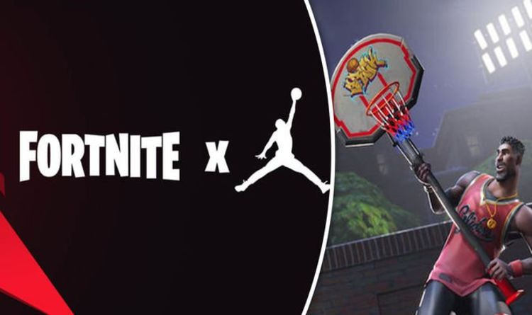 Fortnite update 9.1 early PATCH NOTES: Michael Jordan NBA event, Audio changes, Downtime