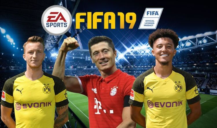FIFA 19 TOTS Bundesliga COUNTDOWN: Release date, reveal time, FUT cards, predictions