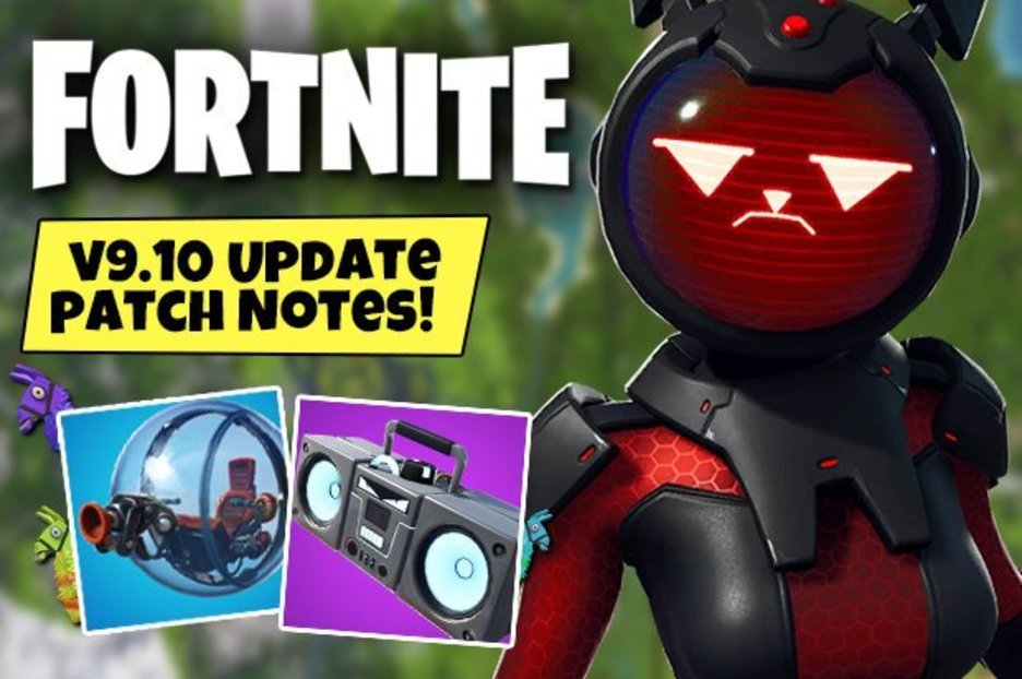 Fortnite 9.10 early patch notes: Vehicle fixes, Audio fixes, new LTM, skins and MORE?