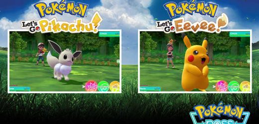 Pokemon: How To Get Free Shiny Pikachu And Eevee For Let's Go