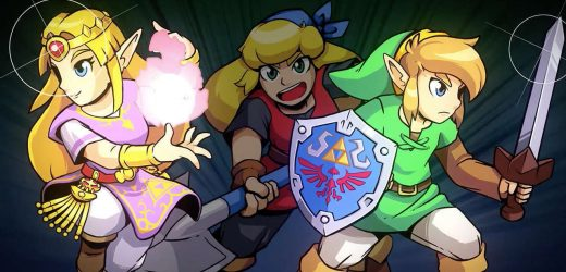 Switch's Zelda Spin-Off Cadence Of Hyrule Releasing This Week, According To Leak