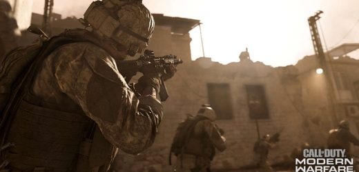 Call Of Duty 2019 Is A Modern Warfare Reboot, Release Date Set For October